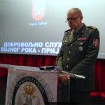 Promovisano dobrovoljno služenje vojnog roka sa oružjem
