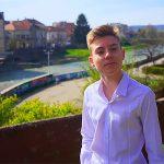 """Petar Veljković na konkursu """"Mojih pet minuta"""""""