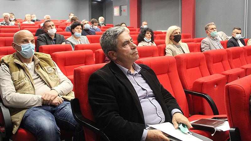 Sednica skupštine Udruženja geodetskih i građevinskih škola Srbije u Vlasotincu